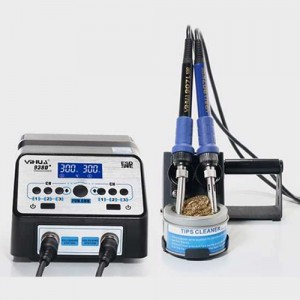 Yihua 938D Anstatic Dual Soldering Iron Soldering Station